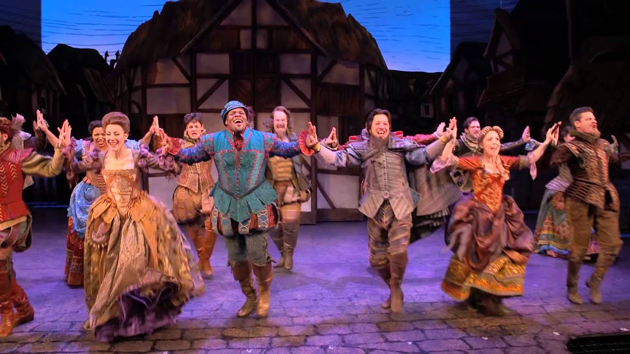 2015 Tony Awards montage for Something Rotten! on Broadway!