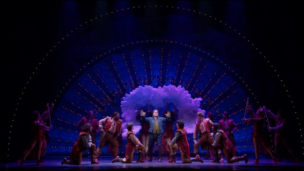 "How many musical references can you spot in ""A Musical"" from Something..."