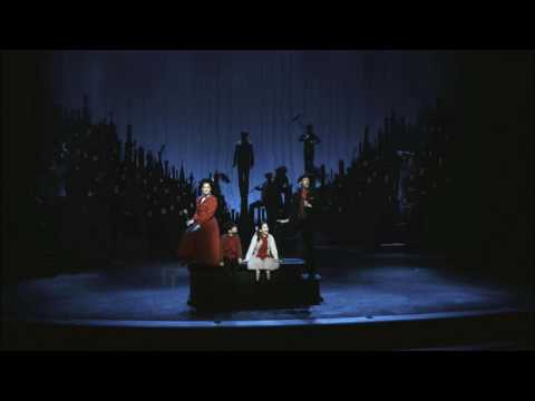 """Step In Time"" from Mary Poppins on Broadway!"