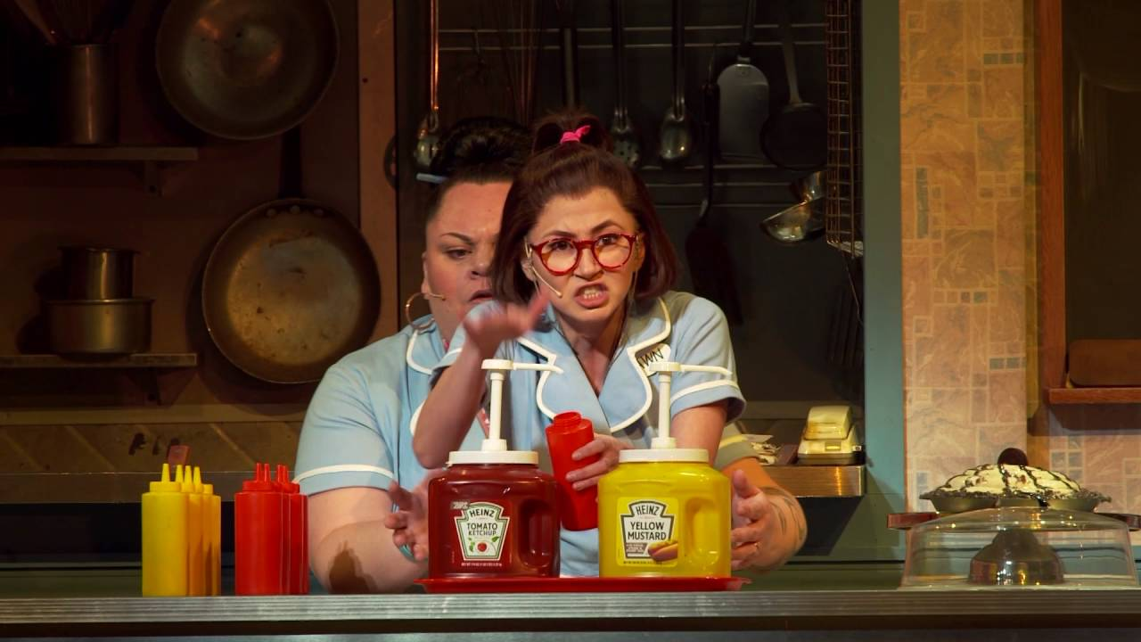 Tony Awards promo for the Broadway production of Waitress