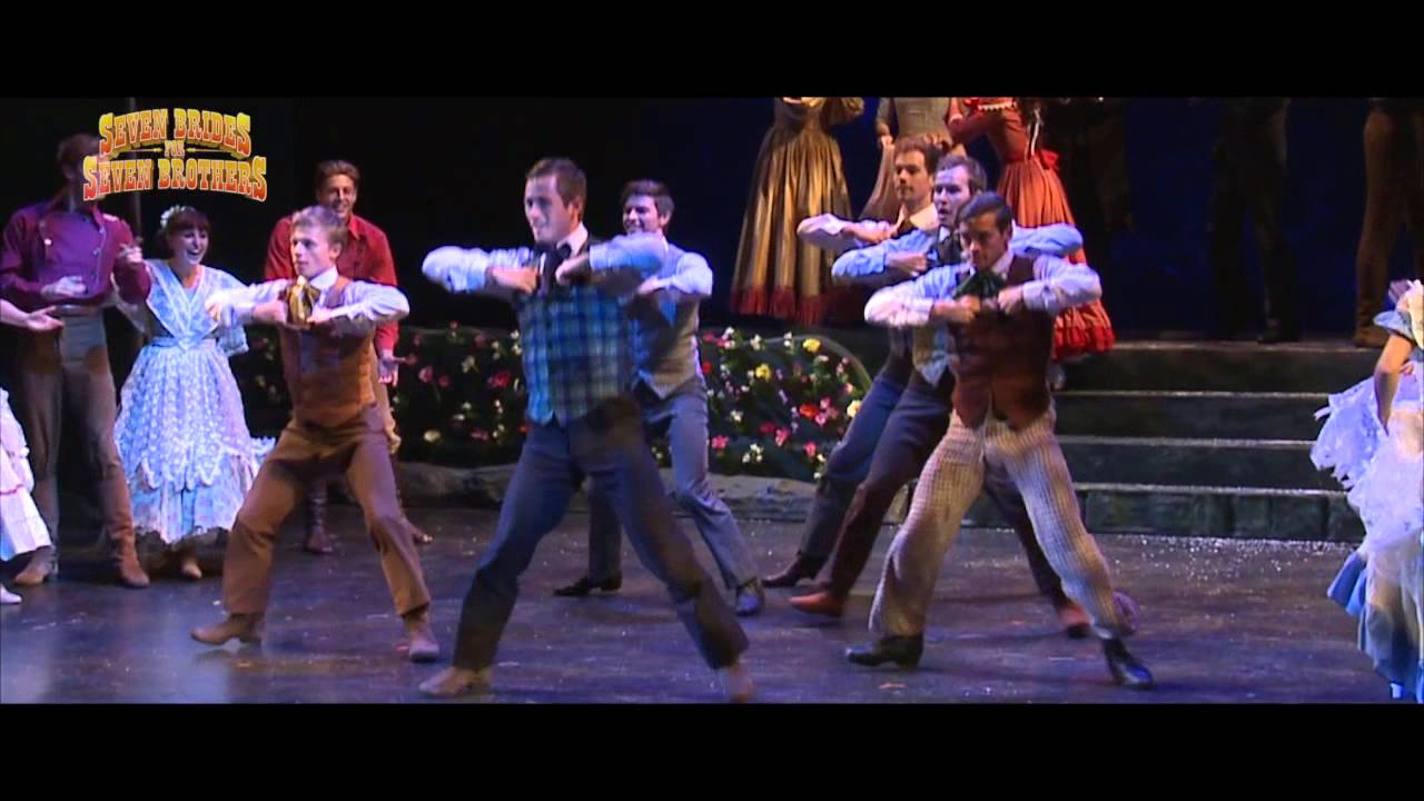 Trailer for the Seven Brides for Seven Brothers UK Tour 2013/14!
