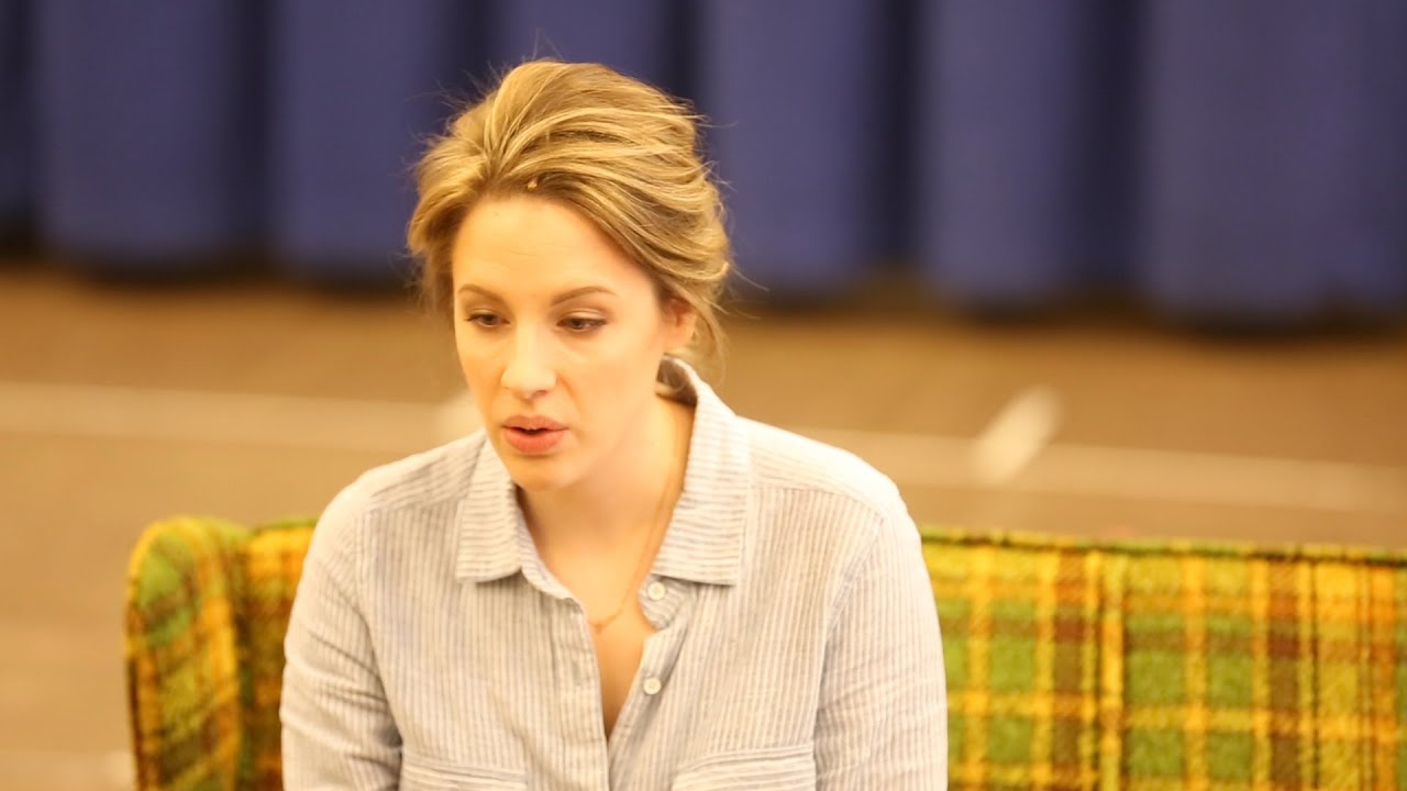 "In Rehearsal: Jessie Mueller performs ""She Used to Be Mine"""