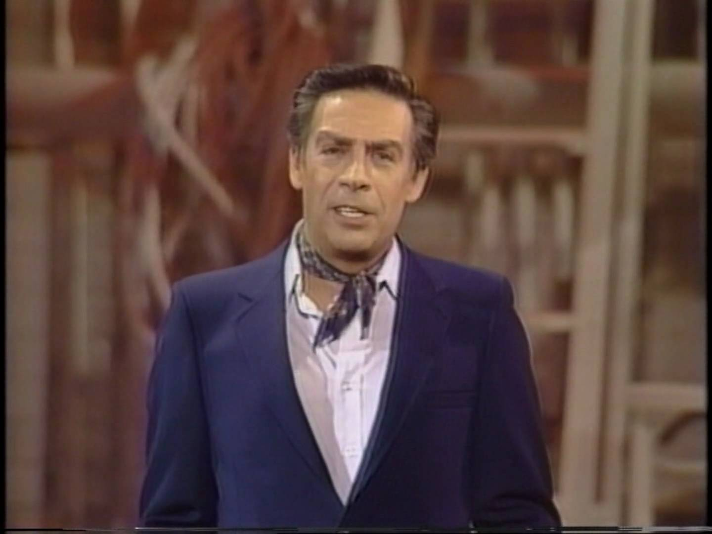 "Jerry Orbach performs ""Try to Remember"" from The Fantasticks"
