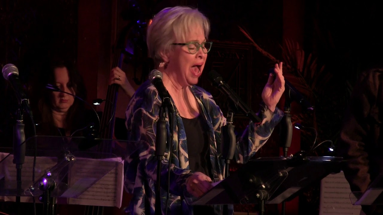 """You're Mine"" from Birds of Paradise in concert at 54 Below"