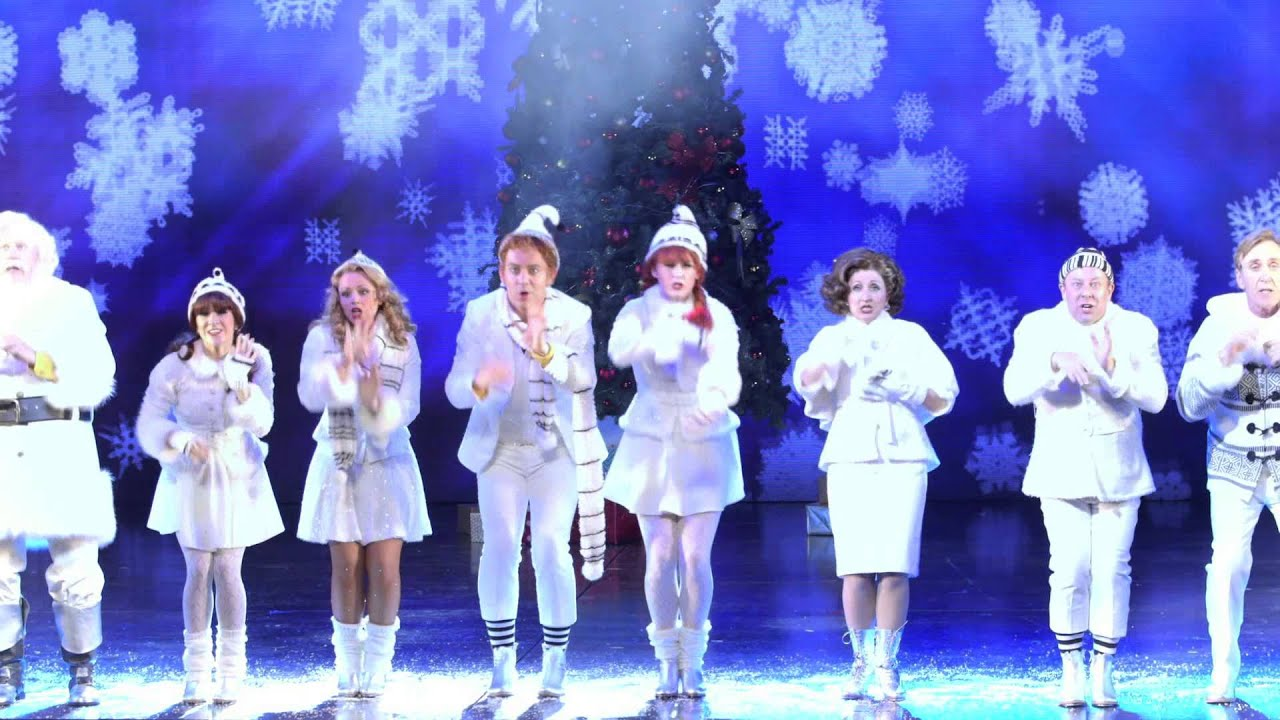 Watch the trailer for Elf The Musical on Broadway.