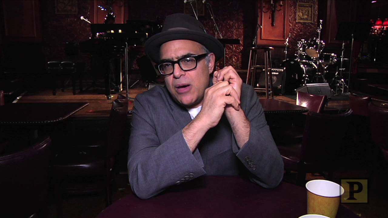 Composer David Yazbek performs his work from The Band's Visit and discusses the show