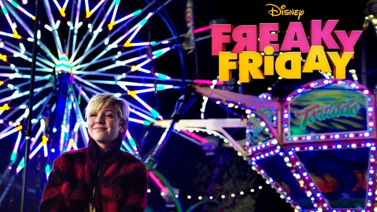 """Go"" from the Disney Channel's Freaky Friday"