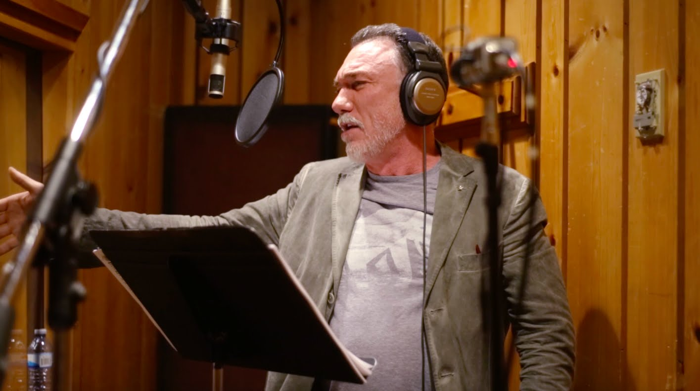 "Making of ""The Hunchback of Notre Dame"" Studio Cast Recording. Step inside..."