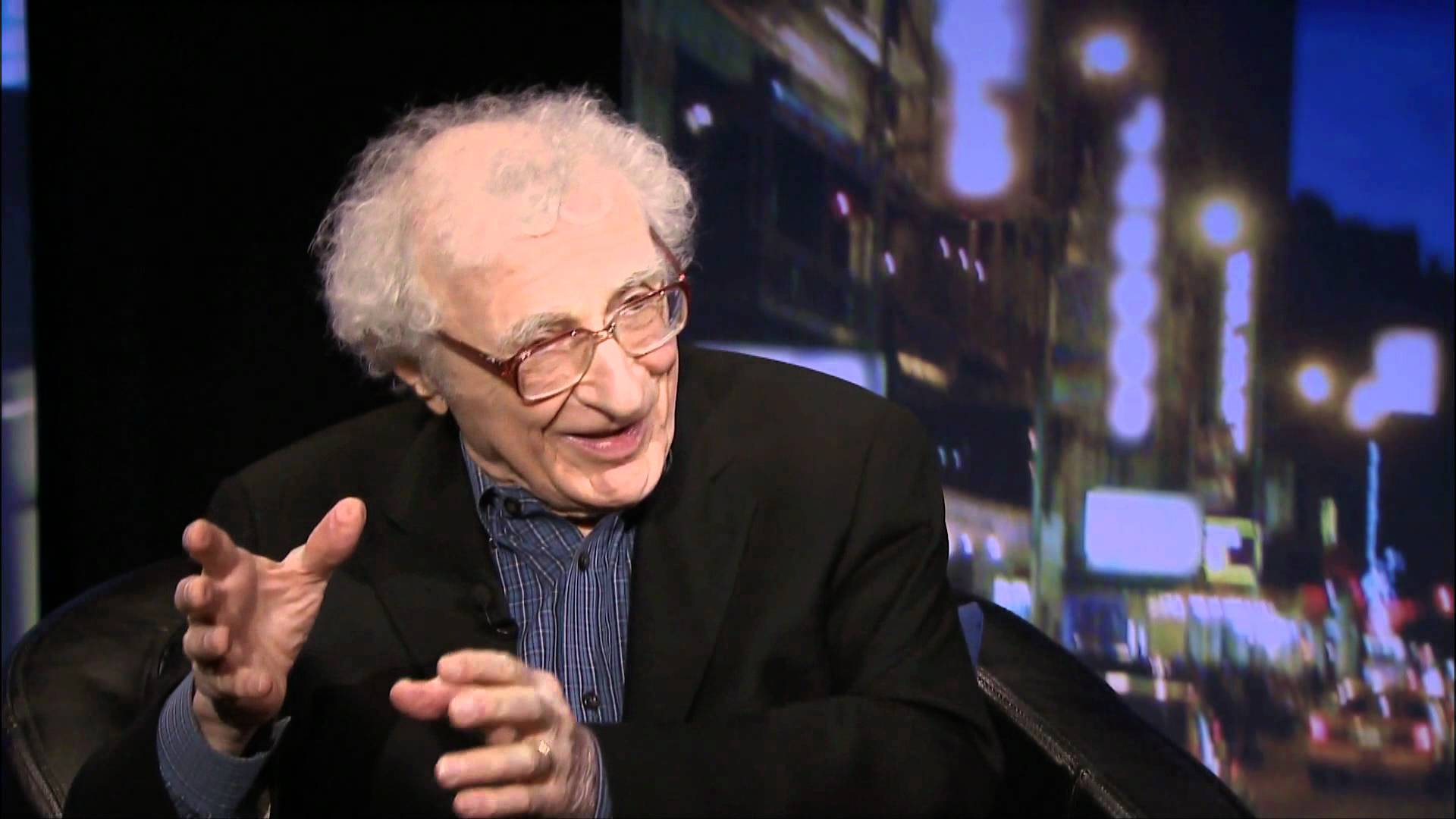 A discussion with lyricist Sheldon Harnick