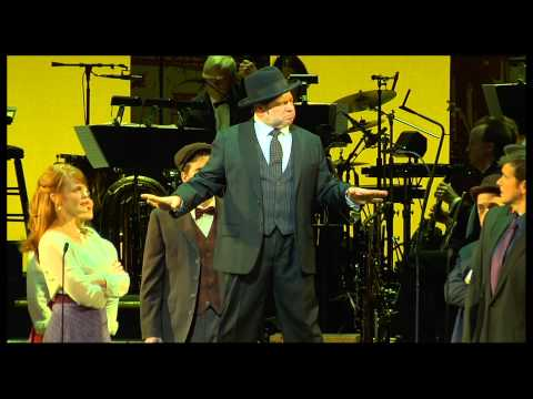 A preview of Fiorello! at New York City Center's Encores!