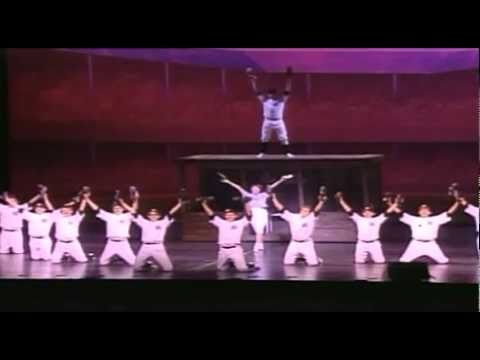 "Stratford High School performs ""Shoeless Joe"" at the 2011 Tommy Tune Awards"