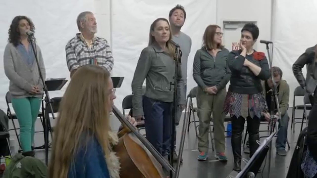 Watch a sitzprobe for Emma at TheatreWorks Silicon Valley