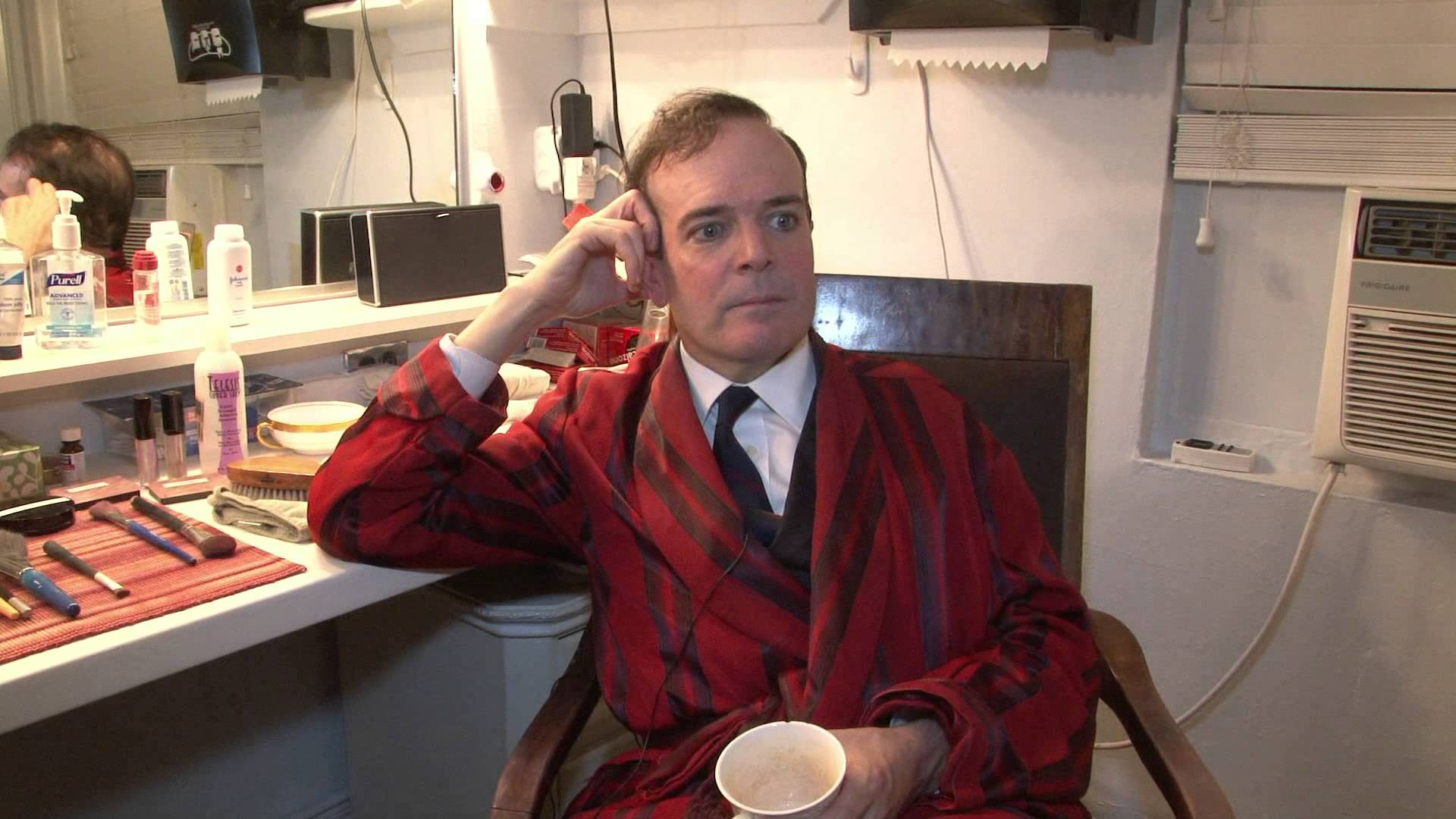 Original Broadway cast member Jefferson Mays gives tips for diving into the many...