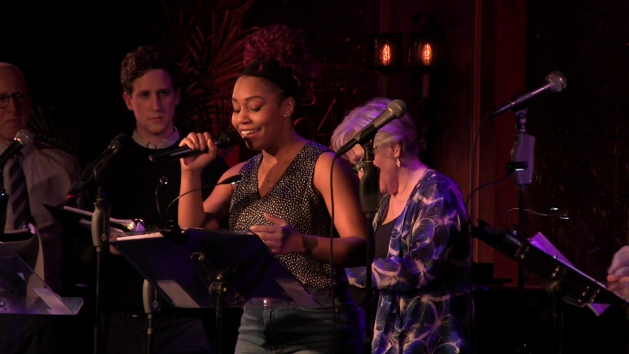 """Every Day is Night"" from Birds of Paradise in concert at 54 Below"