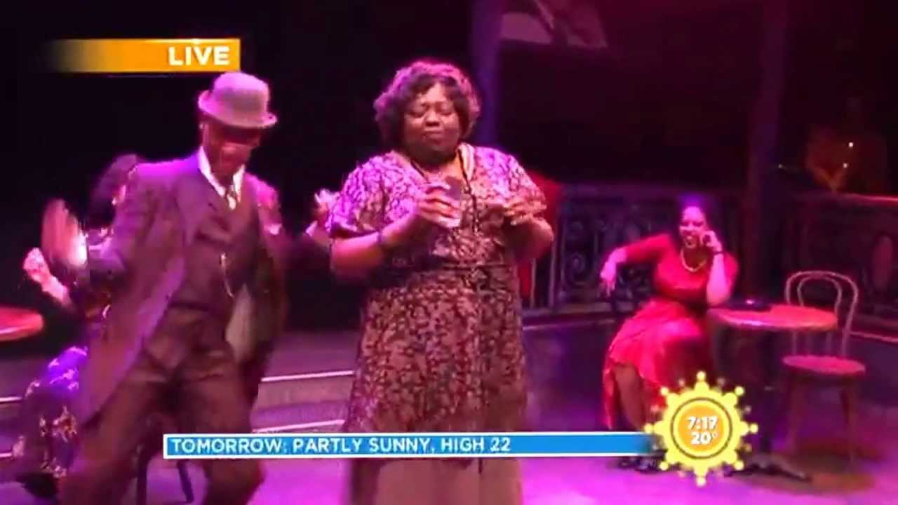 Porchlight Music Theatre performs This Joint is Jumpin' from Ain't Misbehavin'