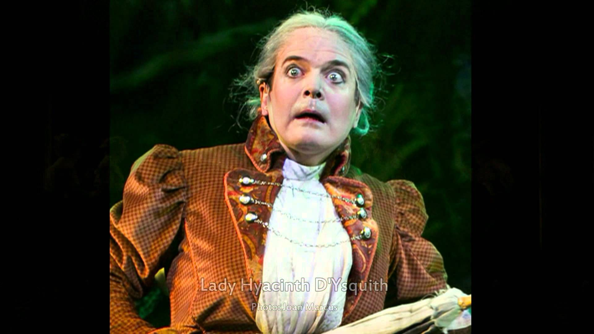 Original Broadway cast member Jefferson Mays breaks down each of his characters in A...