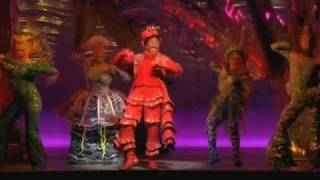 """Under The Sea"" from the Broadway production of The Little Mermaid"