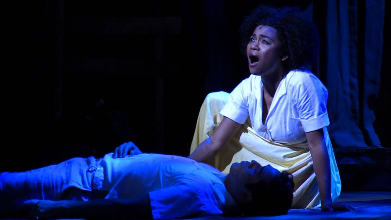 A preview of the 2012 Paper Mill Playhouse production of Once On This Island