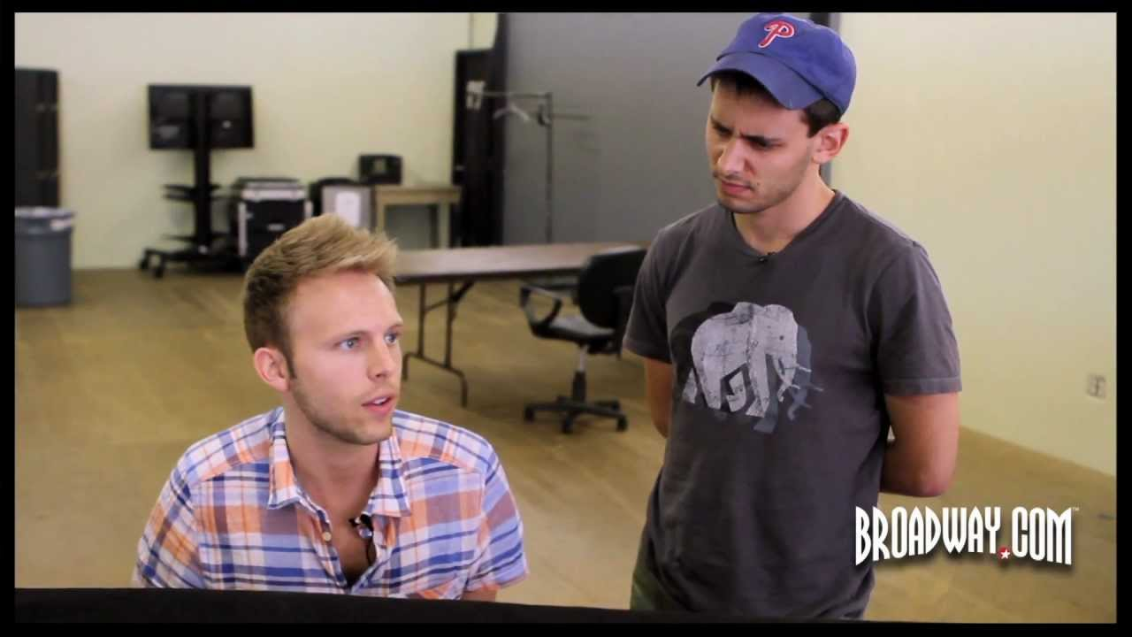 Behind the music of Dogfight with Pasek and Paul
