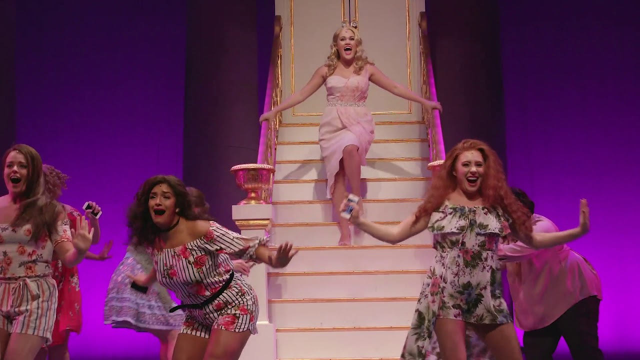 "Clip of ""Omigod You Guys"" from Legally Blonde at Paramount Theatre (Aurora,..."