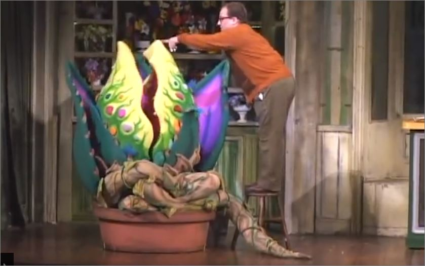 Highlights from Paper Mill Playhouse's Little Shop of Horrors