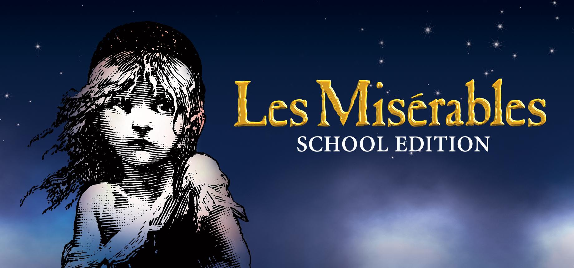 Les Misérables School Edition | MTI Europe