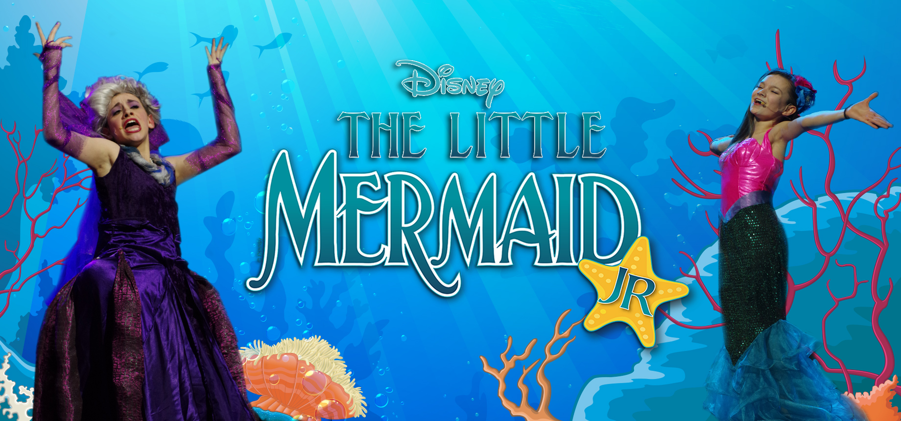 Disneys The Little Mermaid JR