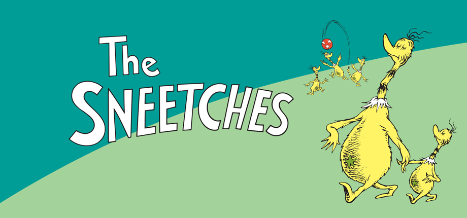 Dr  Seuss's The Sneetches   MTI Europe