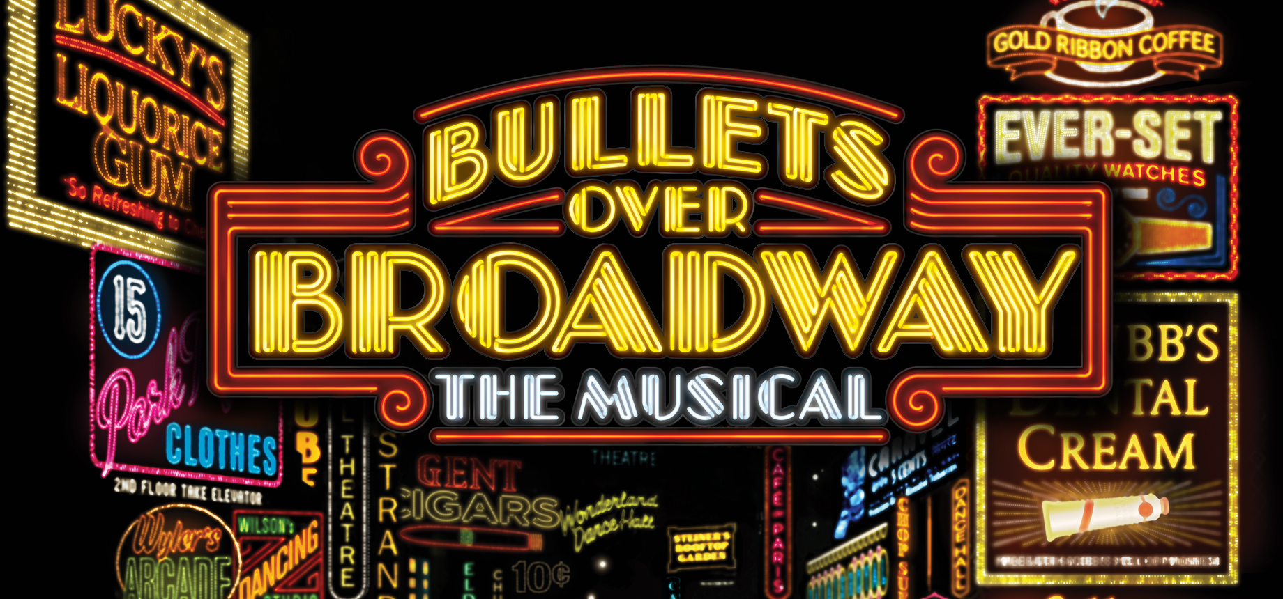 bullets over broadway the musical mti europe