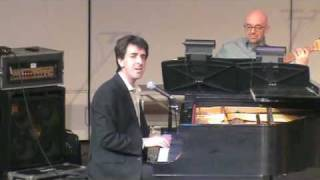 "Jason Robert Brown performs ""King of the World"" from Songs for a New World"