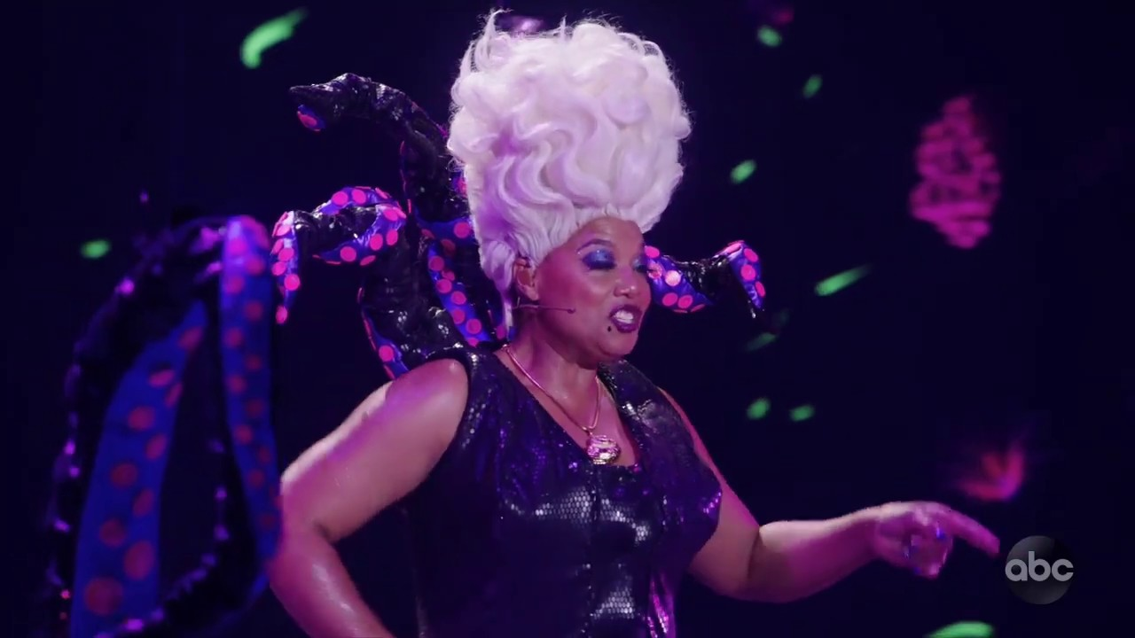 """Poor Unfortunate Souls"" from The Little Mermaid Live! on ABC"